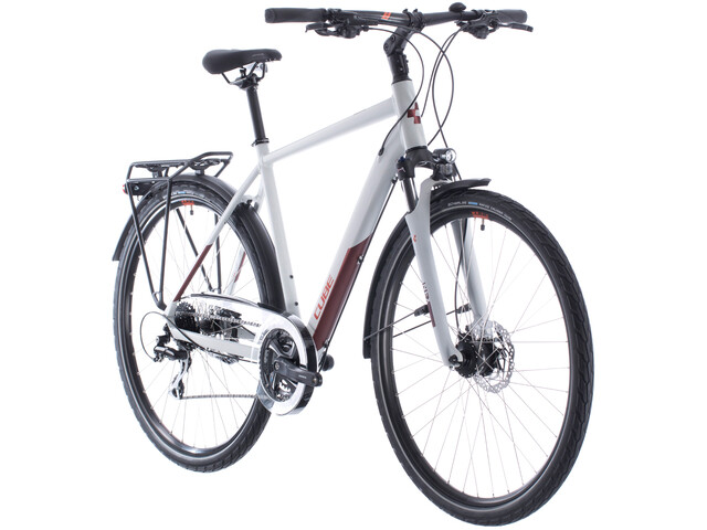 Cube Touring Pro, grey'n'orange
